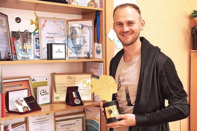 Найкращому педагогові України завдання давали діти, авін їхсумлінно виконував