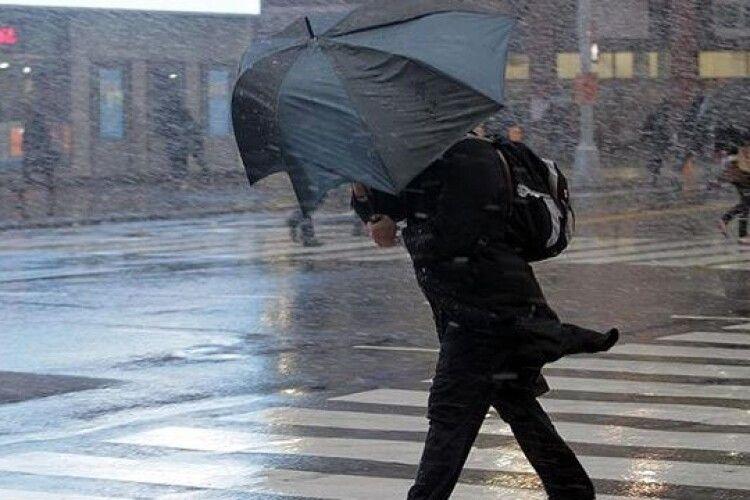 Циклон намочить всю Україну: синоптик дала прогноз на середу