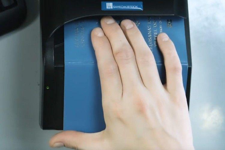 З 1 січня в 157 пунктах пропуску запрацює біометричний контроль (відео)