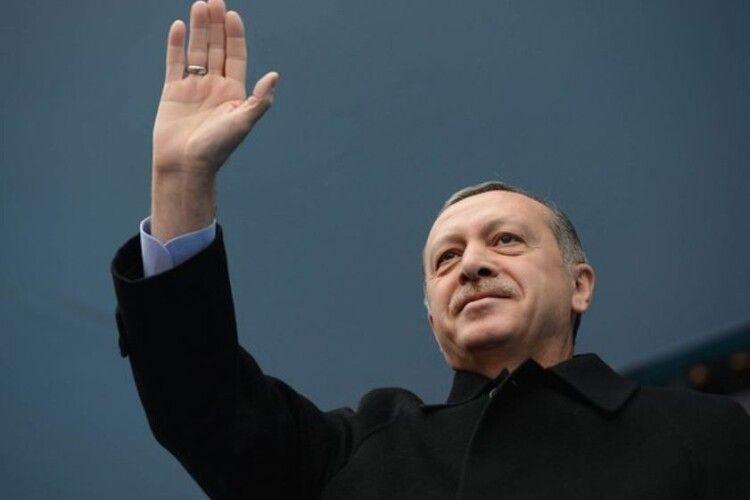 У понеділок в Україну приїде президент Туреччини