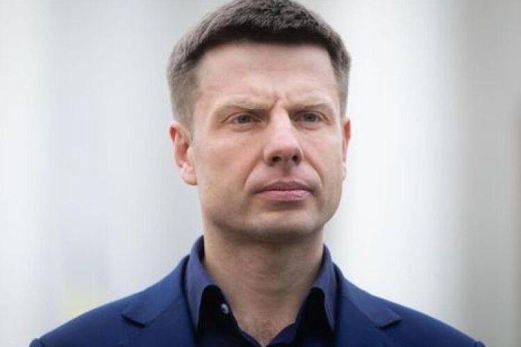Нардеп закликав генпрокурора Венедіктову припинити тиск на телеканал «Прямий» (Відео)