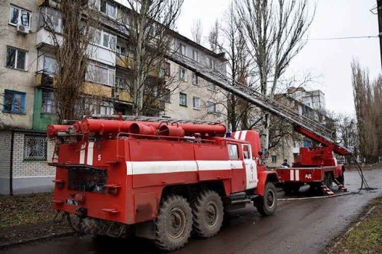 Через негоду знеструмлено 203 населених пункти у восьми областях України