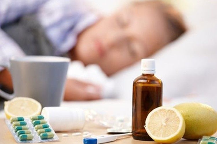 На Волині 40 тисяч хворих на грип