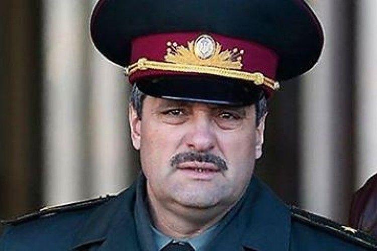 Судові дебати в справі генерала відбудуться 22 січня