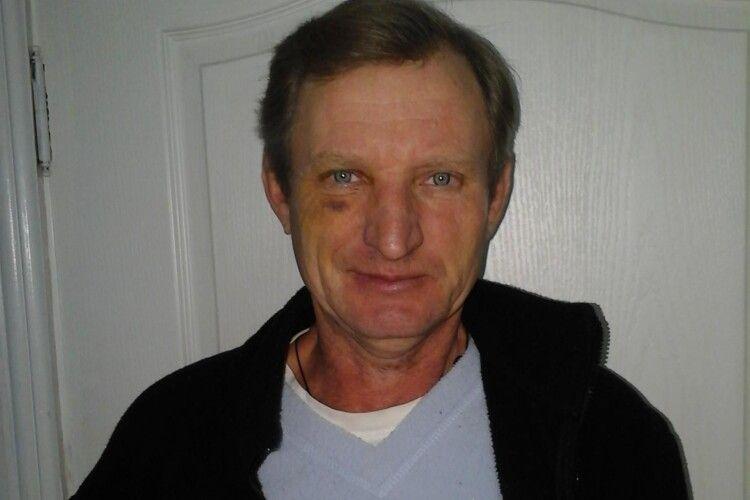 Більше двох тижнів тому пішов з дому і не повернувся: розшукують 53-річного лучанина
