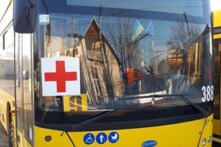 Ківерцівських медиків доставлятимуть до Луцька