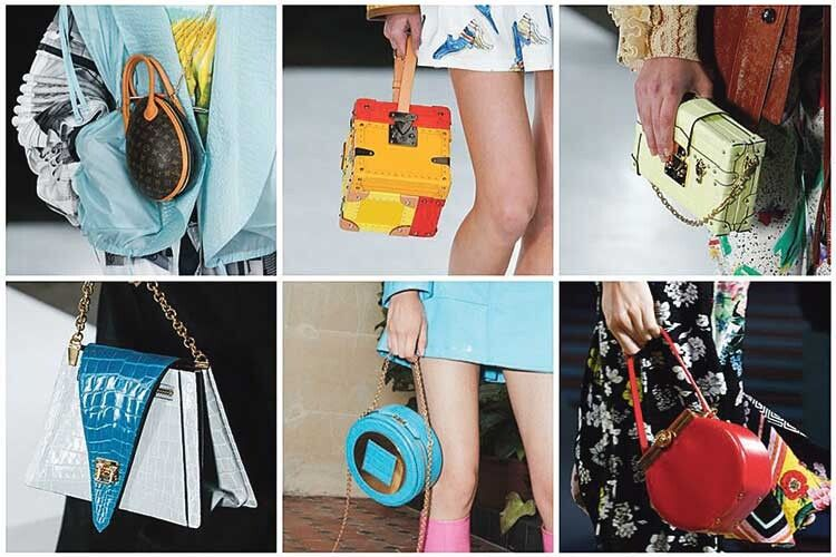 Модні сумки літа–2019