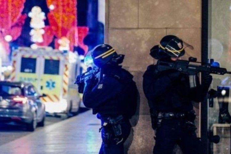 У Страсбурзі - страх через стрілянину на різдвяному ярмарку