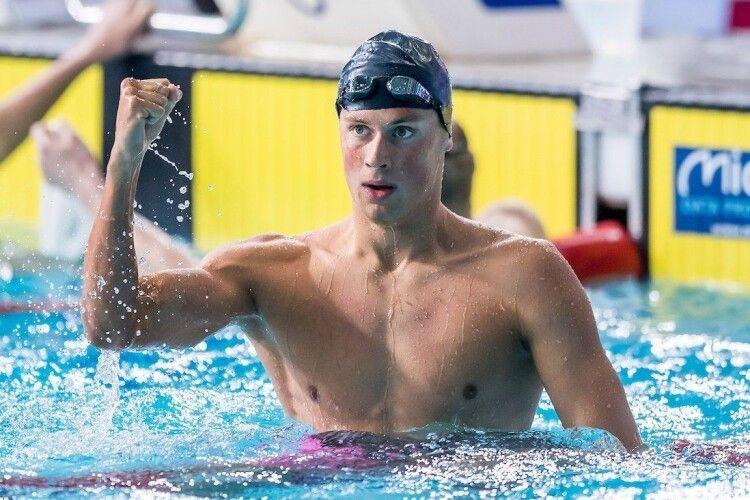 Рівнянин, виступаючи за італійців, побив європейський рекорд, який тримався 8 років (Відео)