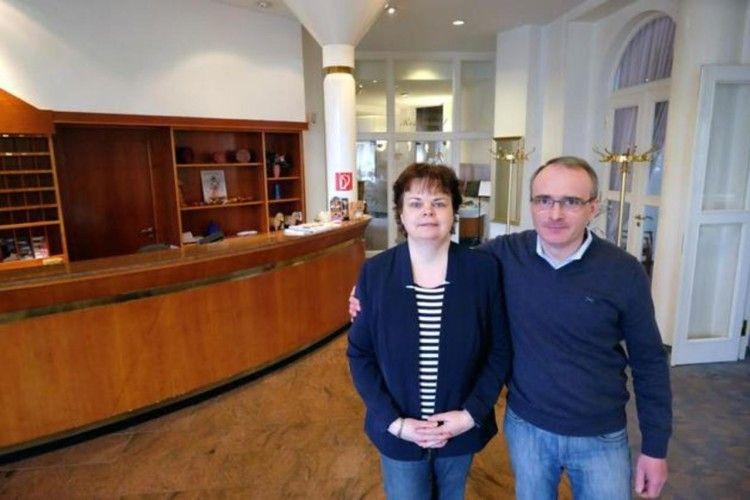 Власники збанкрутілого німецького готелю передали меблі українським шпиталям