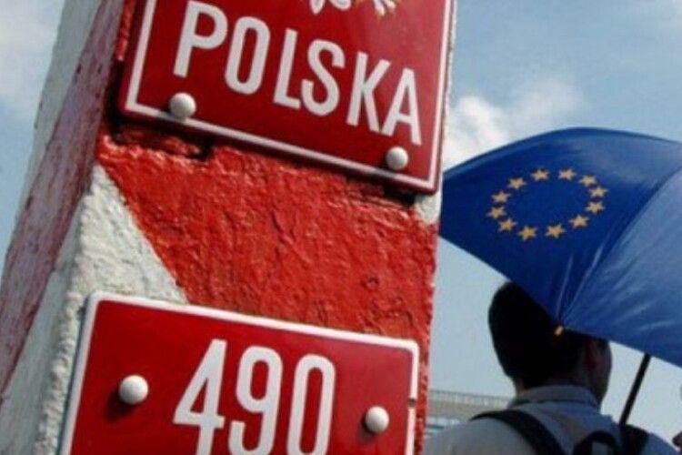 На Волині відкриють новий прикордонний пункт пропуску з Польщею