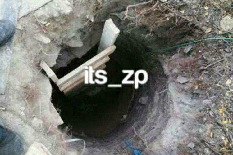 Мешканка Миколаєва вирила тунель, щоб звільнити сина-вбивцю