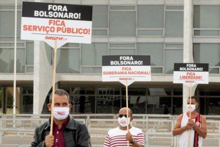 Бразилія обійшла Італію та Іспанію за кількістю інфікованих коронавірусом