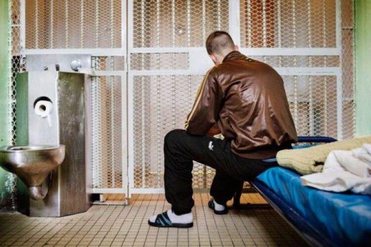 Україна потрапила в топ-10 країн Європи за кількістю ув'язнених