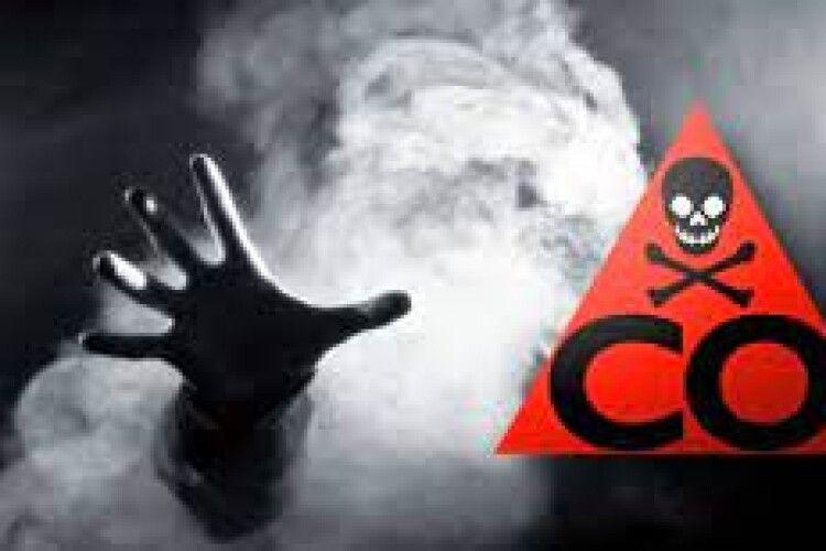 У Луцьку двоє дорослих і дитина отруїлось чадним газом