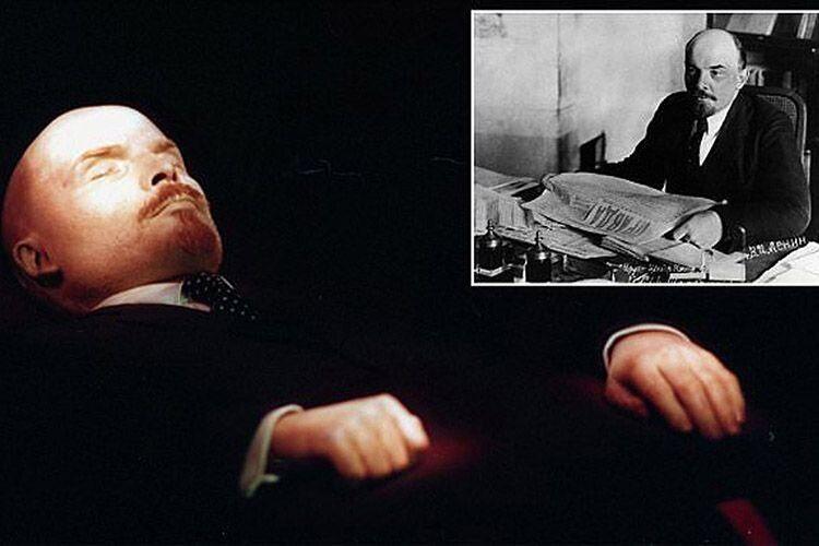 Тіло Леніна хочуть купити за мільярд доларів  і перевезти до США