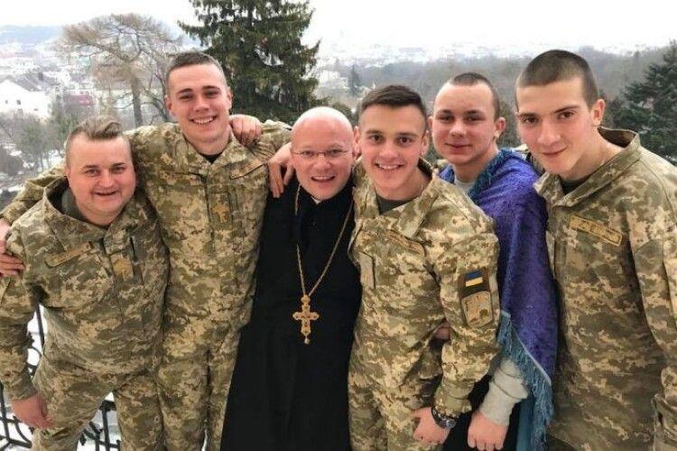 Український капелан став наймолодшим католицьким єпископом у світі