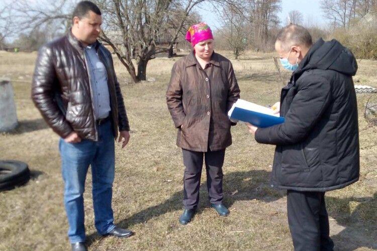 На Ратнівщині батьків попередили про догляд дітей, щоб не позбутися прав на них (Фото)