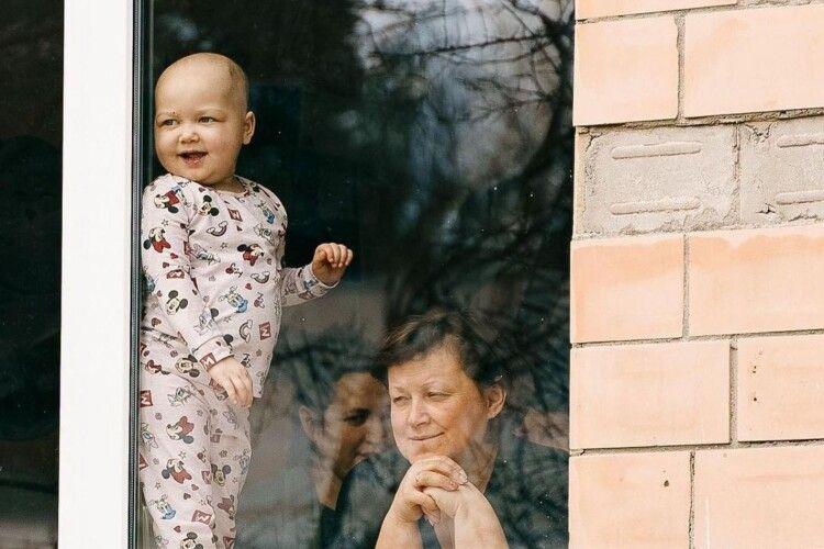 У Рівному влаштували шоу для онкохворих дітей (Фото)