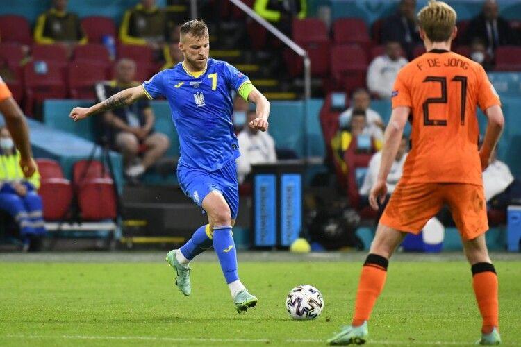 Приголомшливий гол Андрія Ярмоленка претендує на звання найкращого в першому турі Євро-2020