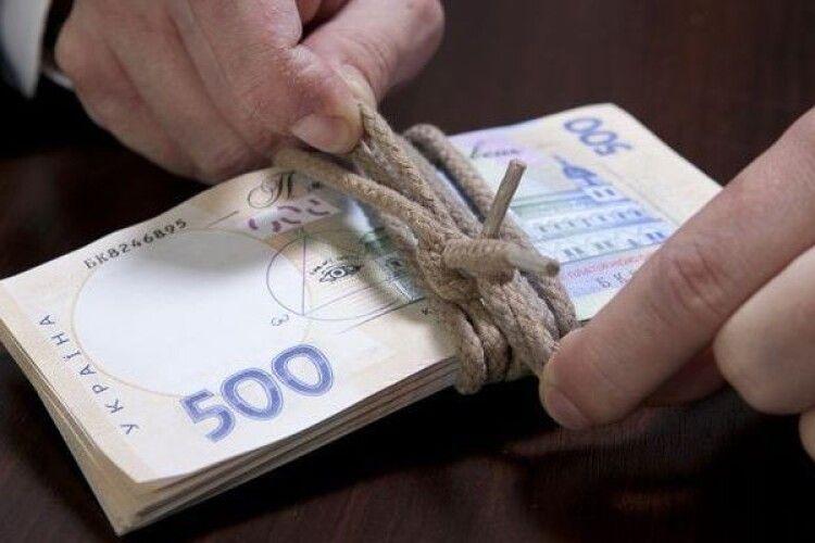 Волиняни сплатили 2,4 мільярда гривень податку на доходи фізичних осіб
