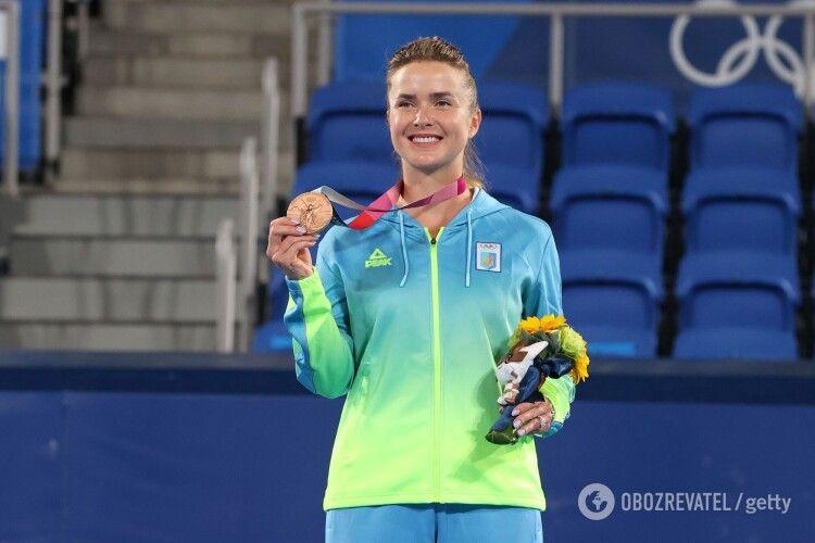 Олімпіада: сьогоднішня «бронза» Еліни Світоліної закріпила Україну лише на 65-му місці