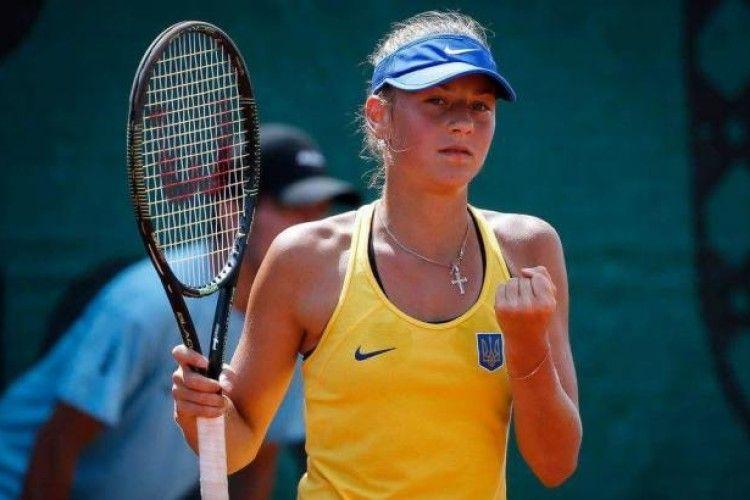 15-річна Марта Костюк вийшла у фінал кваліфікації Australian Open