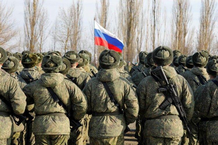 Росія заявила про початок відведення військ від кордону з Україною