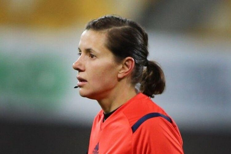 Катерина Монзуль і компанія судитимуть поєдинок футбольних карликів у Лізі націй