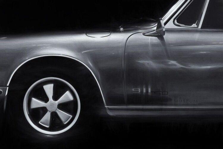 Охоронці жорстоко побили атовця, бо припаркувався перед елітним Porsche (Відео)