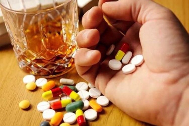 Напої, зякими «не дружать» ліки