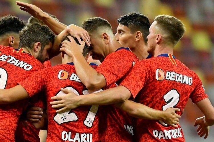 Вперше в історії єврокубків матч закінчився із рахунком 6:6