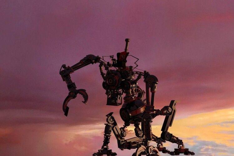 Невже робот зможе замінити дядька Івана?