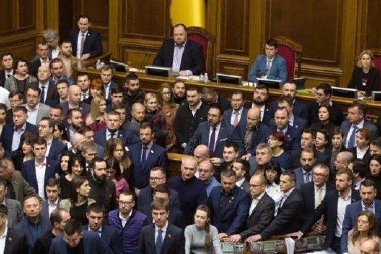 «Гірше Партії регіонів»: «Слуги народу» показали своє справжнє обличчя