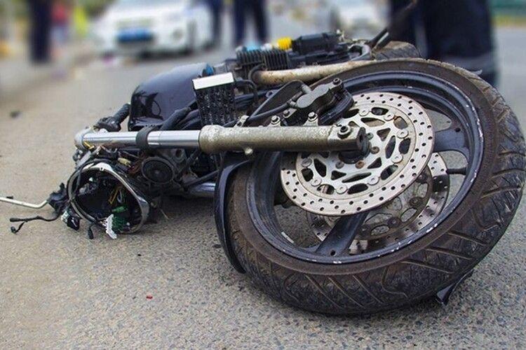 На Волині у ДТП загинула 15-річна водійка мотоцикла: відкрито кримінальне провадження