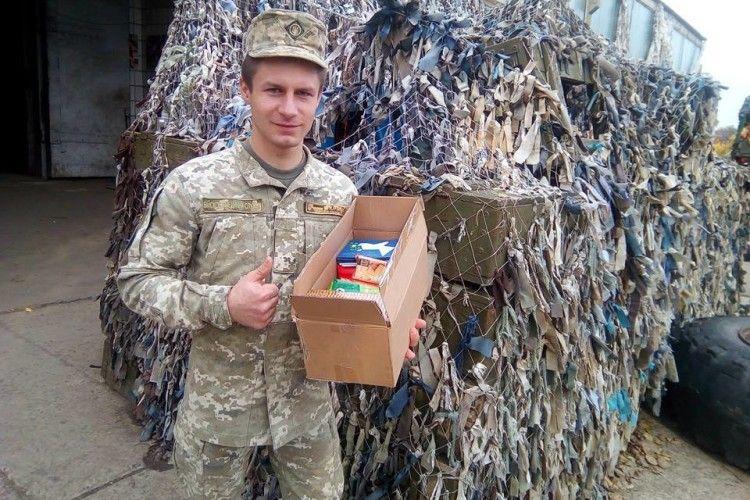 Військовослужбовці із Володимира мріють, аби їхній аматорський театр носив ім`я Богдана Берези