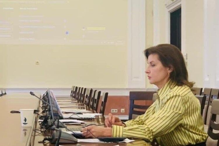 Марина Порошенко: у Києві буде створено два центри надання комплексної психоневрологічної допомоги