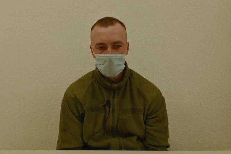 Боєць, який набухався-накурився і пішов до росіян – з Рівненщини (Відео, Фото)