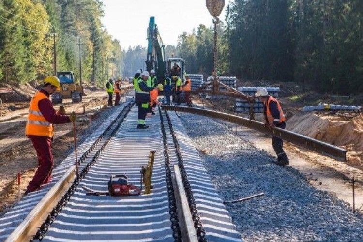 «Укрзалізниця»отримає 150 млн євро від ЄБРР для будівництва колії до миколаївських портів
