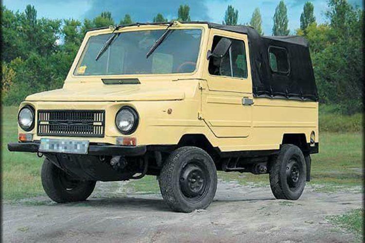 Єдину оригінальну розробку радянського автопрому випускали  у Волинському краї