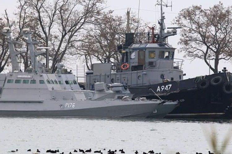 Російський суд відмовився надати полоненому українському моряку перекладача