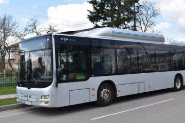 У Луцьку вийшла нова маршрутка №23а (Маршрут)