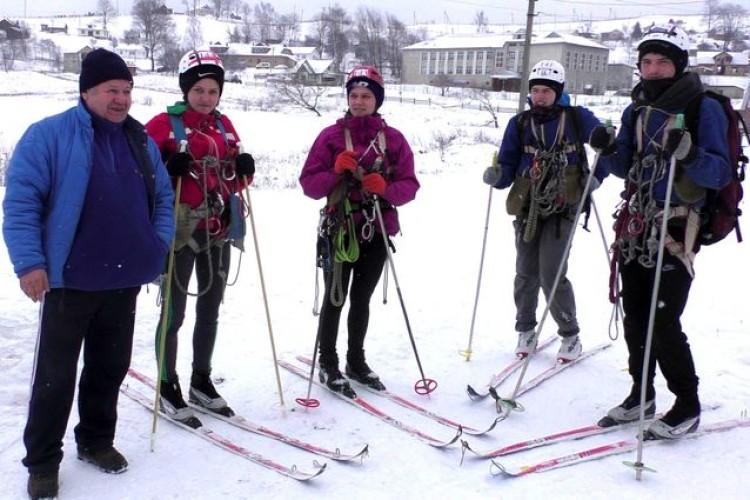 Волинські туристи-лижники виграли кубок України