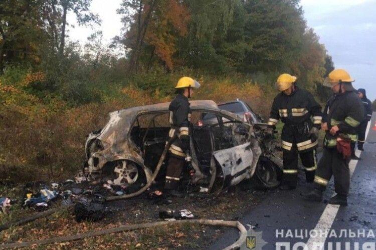 Винуватця смертельної аварії в Луцькому районі ув'язнили на чотири роки