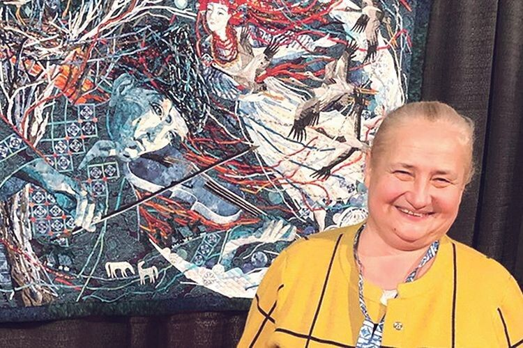 Українська майстриня: «Соломкою не вишивають, нею потрібно думати»