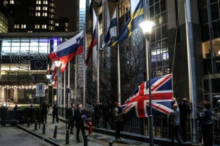 Brexit відбувся: Британія вийшла з Євросоюзу