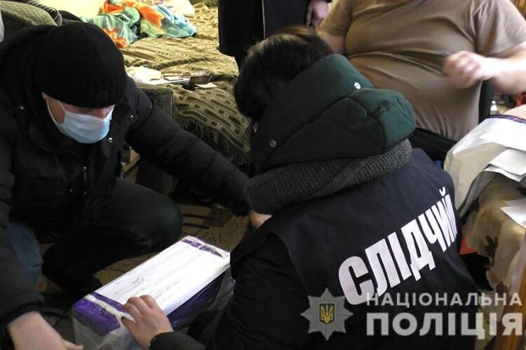 Троє українців поширювали дитяче порно: зловмисників затримали (Фото)