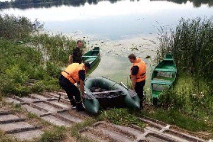 На Дубенщині в річці потонув рибалка з Луцька