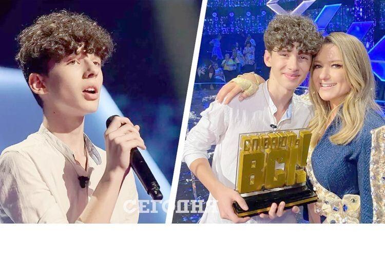 На що переможець «Співають всі» витратить пів мільйона гривень