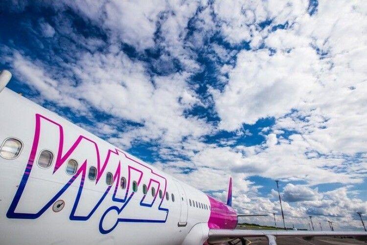 Лоукст Wizz Air може відкрити польоти з Вінниці